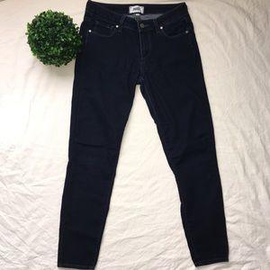 Anthropologie Paige verdugo ultra skinny jeans 27